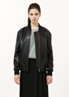 Boma leather jacket