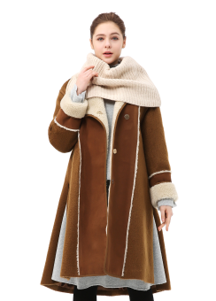 Mohair glant coat