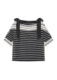 Coco stripe blouse