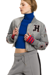 Gigi hadid thermore insulated bomber