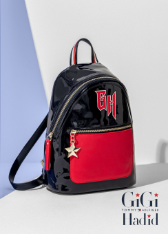 Gigi Hadid mini backpack
