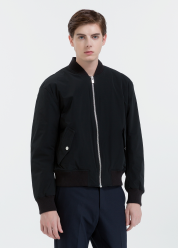 [Men] High density microfiber over-sized outerwear