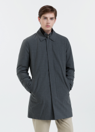 [Men] Down mac coat
