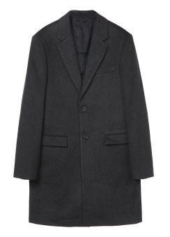 [Men] CASHMERE TOP COAT