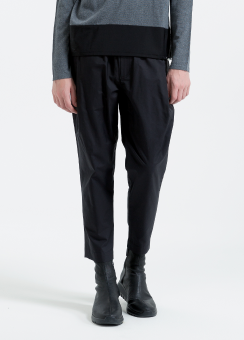 [Men] Airy cotton nylon pants