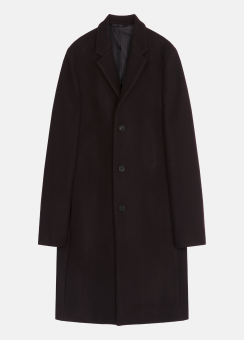 [Men] Semi over coat