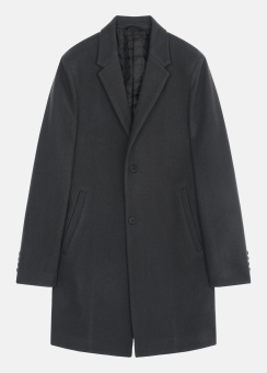 [Men] 2Btn slim coat