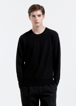 [Men] Felted merino with structure wool ls top