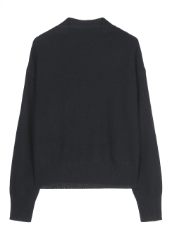 [Women] SUPER SOFT BOILED CASHMERE L/S EASY TOP