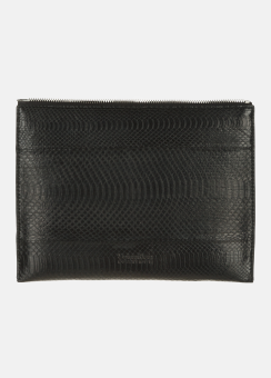 [Women] Removable zip pouch