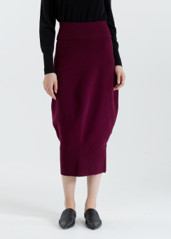 [Women] Warm touch viscose pencil skirt