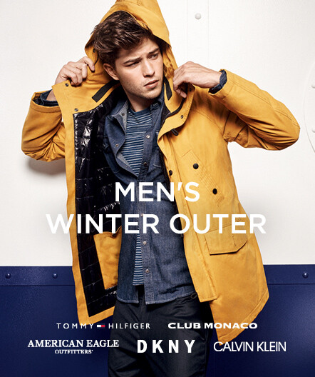 MEN'S WINTER OUTER