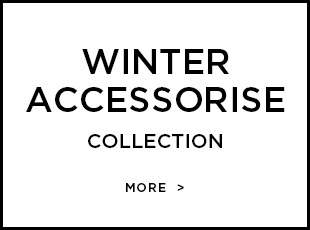 Obzee O'2nd 2nd floor WINTER ACCESSORISE  COLLECTION