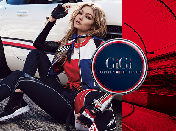 TOMMY HILFIGER<br> 18SS GIGI COLLECTION OPENING SOON!