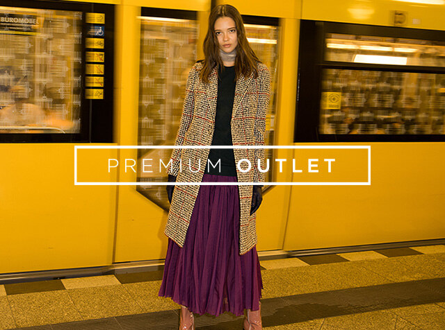 [OUTLET] PRE-FALL 10% 포인트 위크