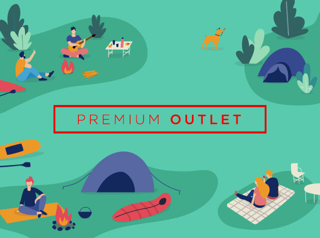 OUTLET<br> FAMILY SALE