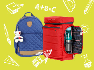 TOMMY HILFIGER KIDS<br> GET THE NEW BACKPACK!