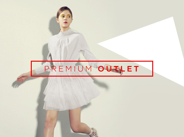 PREMIUM OUTLET<br>onepiece trend week