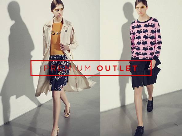 PREMIUM OUTLET<br>SS new arrival