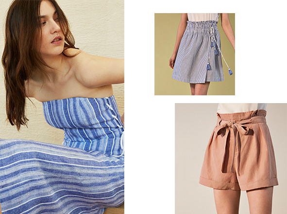 CLUB MONACO WOMEN<br>   feels like SUMMER