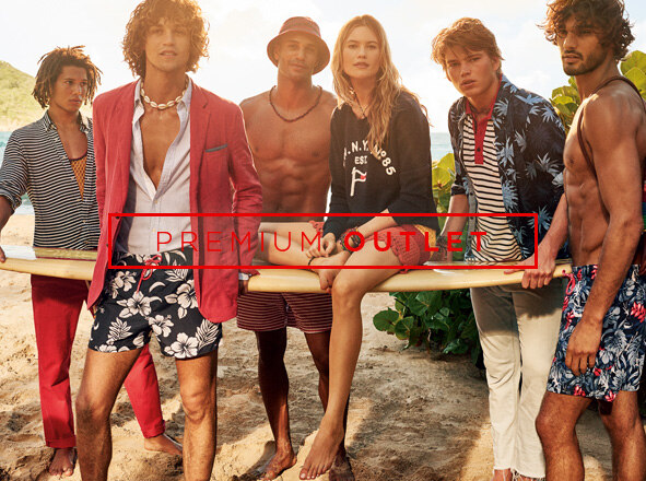 TOMMY HILFIGER<br> SUMMER SEASON OFF / 55% SALE