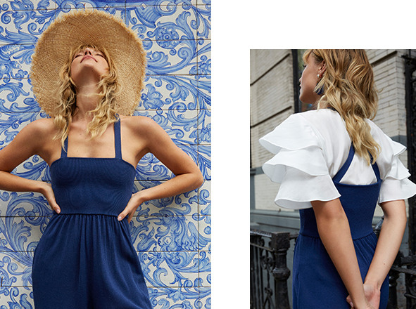 CLUB MONACO WOMEN<br> SUMMER on my mind