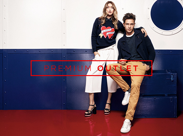 TOMMY HILFIGER<br> F/W GRAND OPEN up to 50% OFF