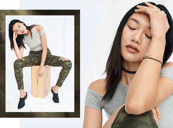 AMERICAN EAGLE OUTFITTERS <br> 우월한 핏 X 남다른 편안함