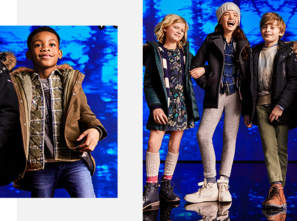 TOMMY HILFIGER KIDS<br> '17F/W NEW SALE