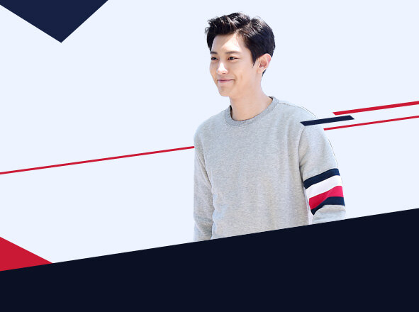 TOMMY HILFIGER MEN<br>    [ TOMMY X 찬열 ]