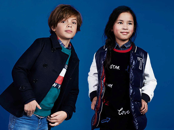 TOMMY HILFIGER KIDS<br> BRAND DAY