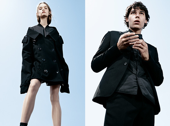 CK CALVIN KLEIN<br> 17FW MEN & WOMEN'S SHOP ▶