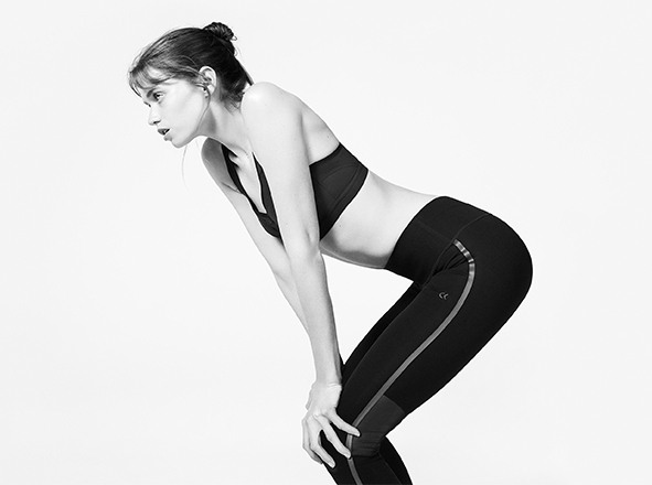 CALVIN KLEIN PERFORMANCE<br> LIFT-TECH LEGGING
