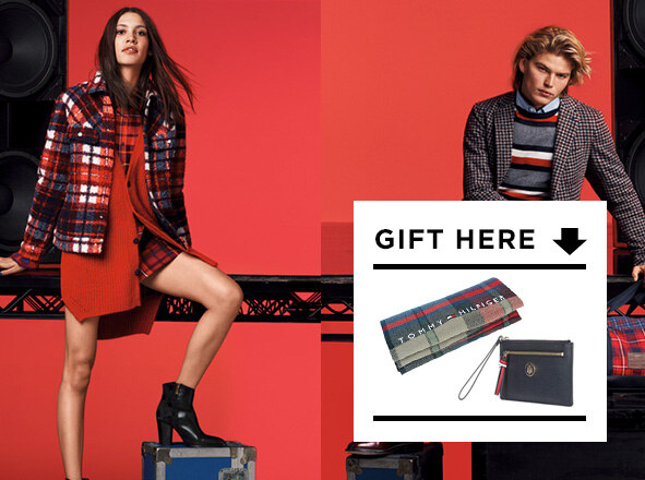 TOMMY HILFIGER MEN & WOMEN <br> 11월에 11분께 증~정 !