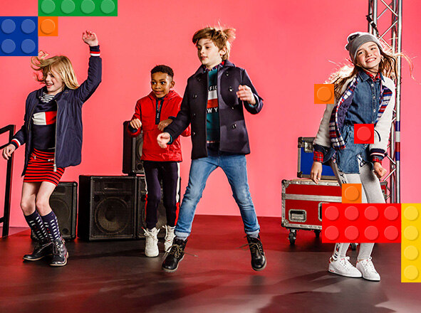 TOMMY HILFIGER KIDS<br> '17F/W SEASON OFF
