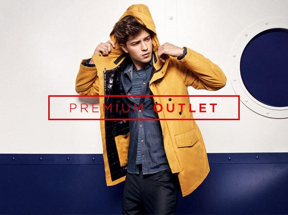 PREMIUM OUTLET<br> WINTER OUTER