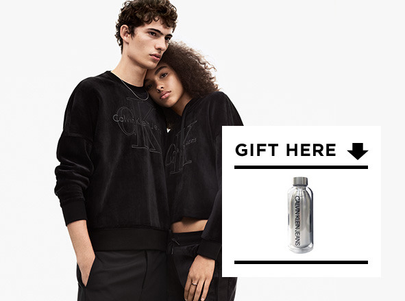 CALVIN KLEIN<br> HAPPY HOLIDAY SALE