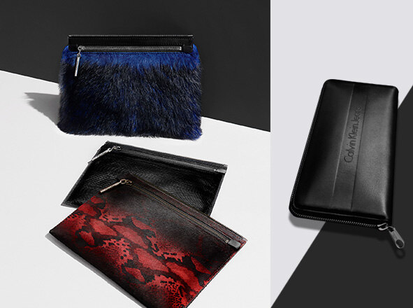 CALVIN KLEIN ACCESSORIES<br> THE GIFTING EDIT