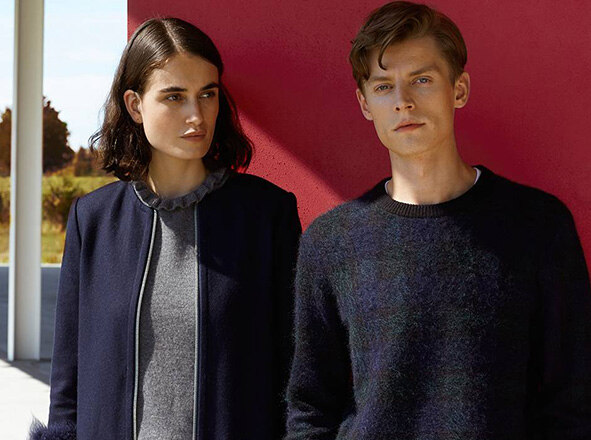 CLUB MONACO<br> ▶NEW◀ MODERN FORMAL