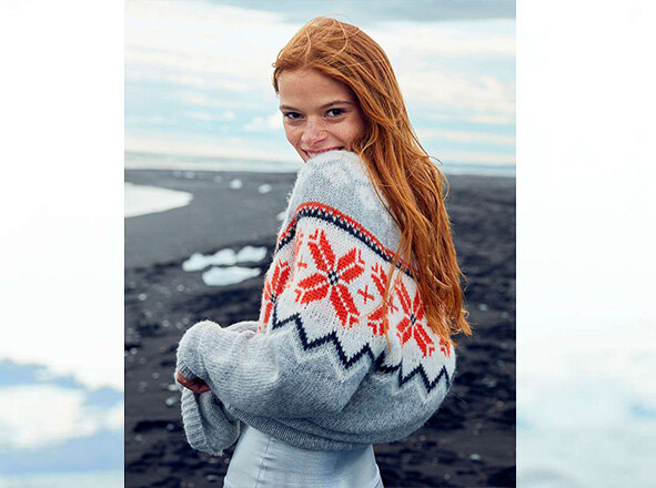 AMERICAN EAGLE OUTFITTERS <br> 꽁꽁 언 마음을 녹여주는 포근한 겨울 아이템