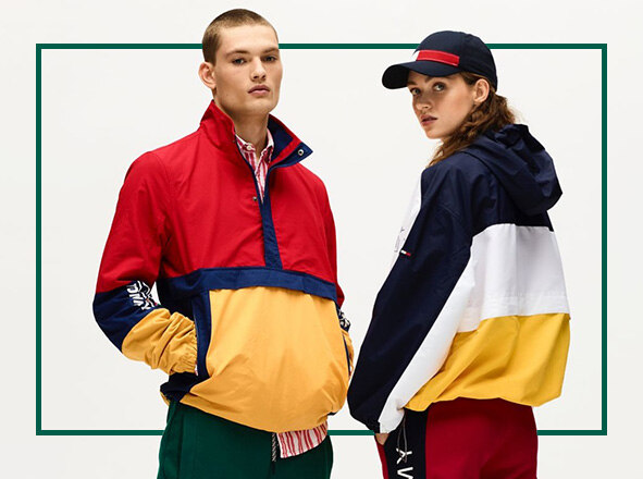TOMMY JEANS<br> '18S/S NEW ARRIVALS