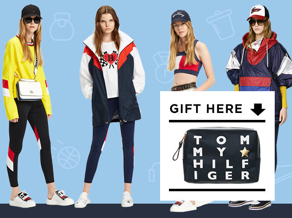 TOMMY HILFIGER WOMEN<br>18SS ATHELETIC 선착순 사은품 증정