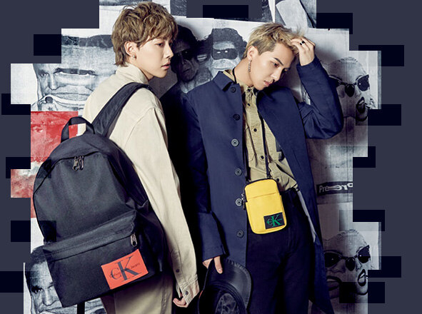 CALVIN KLEIN JEANS ACCESSORIES<br> SPORT ESSENTIAL ITEMS