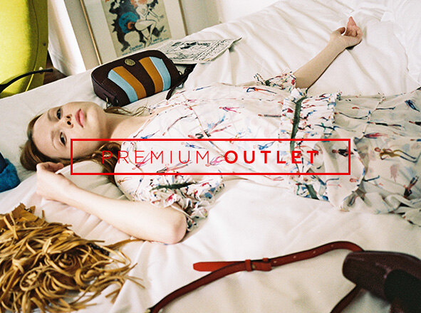 OUTLET<br> 봄 소품 제안!
