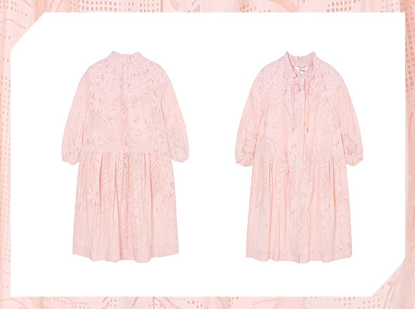18S/S 오즈세컨<br>READY FOR SPRING WITH LACE