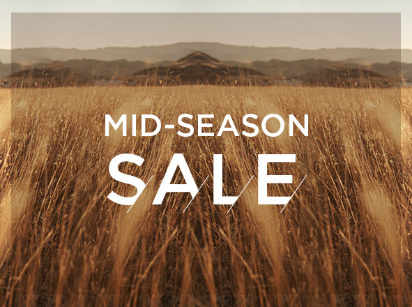 CALVIN KLEIN<br> MID-SEASON SALE<br> UP TO 30% OFF