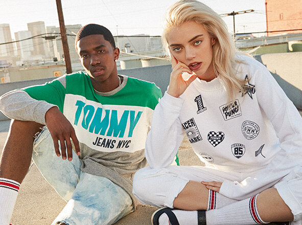 TOMMY JEANS<br> BRAND DAY