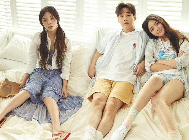 AMERICAN EAGLE <br>예쁨은 기본 X 시원함은 옵션<br> UP TO 50% OFF