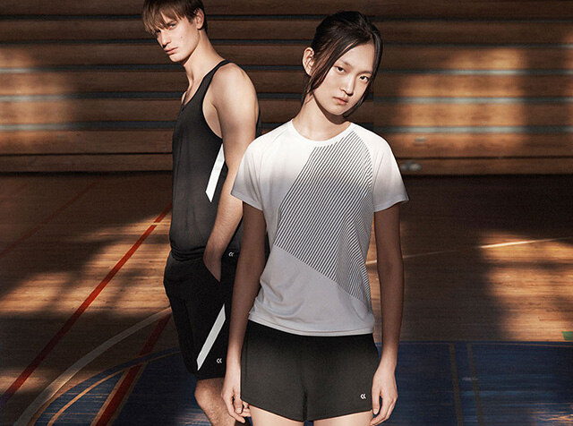 CALVIN KLEIN PERFORMANCE<br> RUNNING ESSENTIALS