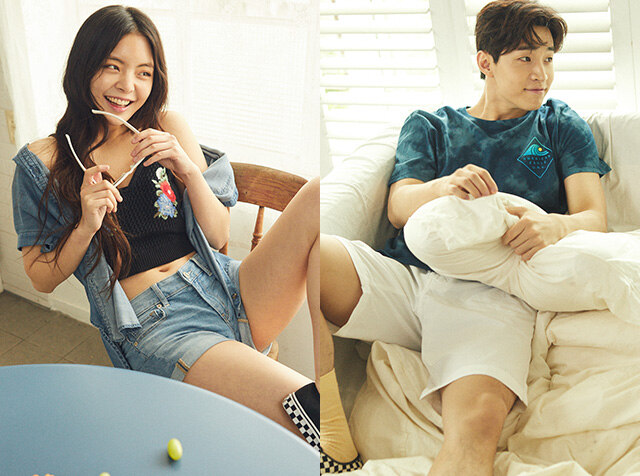 AMERICAN EAGLE <br>OH MY SHORTS!<br>아이스 쇼츠 입고 나이스룩 완성